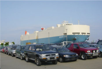japan export cars